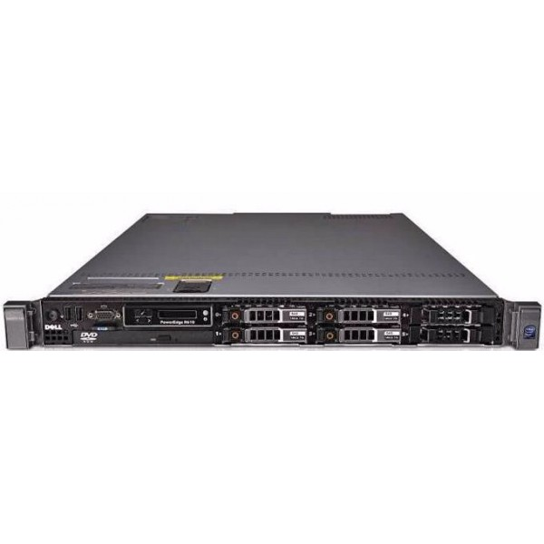 Server Dell Poweredge R610 V2 2 x E5620 Quad 2.4Ghz 16gb RAM