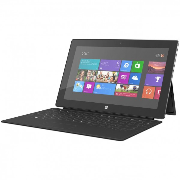 Tableta Microsoft Surface Windows RT
