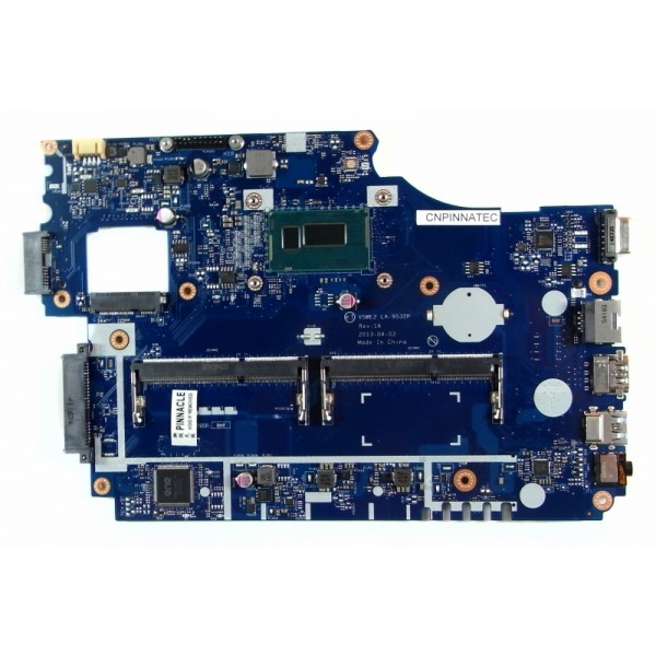 Placa de baza defecta Acer E1-572 (nu porneste)