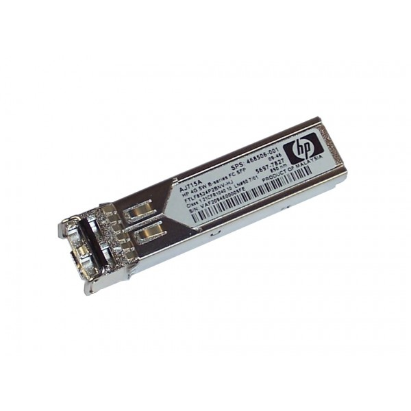 Gbic HP AJ715A SFP 1000Base-SX 4GB 850nm SPS: 468506-001