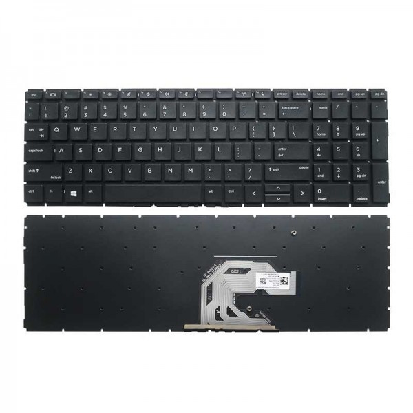 Tastatura laptop noua Dell 15R N5110 M5110 Arabic Keyboard DP/N Y0PCP